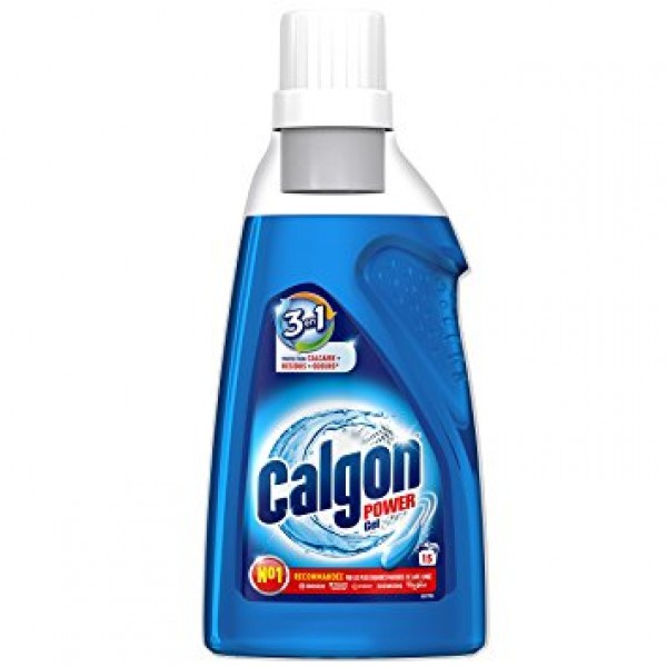 Calgon power gel 3 en 1 15 lavados